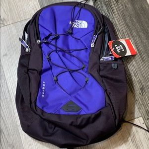 The North Face Jester Backpack Purple